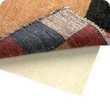 Vlies-Teppichunterlage 620 x 60 cm Rutschfester Vlies antirutschmatte für Allen textilen und glatten gegen Wellen, Teppich Stopper, gleitschutz,