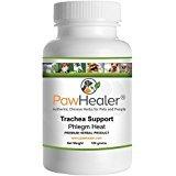 PawHealer Heilmittel für Hundehusten mit Unterstützung für die Luftröhre: verwendet für schweren und schweren Husten, 100 Gramm/Pulver