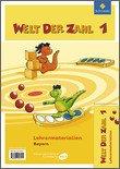 Welt der Zahl - Ausgabe 2014 für Bayern . Kombipaket aus Lehrermaterialien 1, Lernzielkontrollen und Lernstandsfeststellungen 1, Kopiervorlagen 1