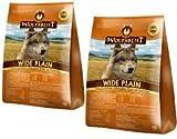 Warnicks Tierfutterservice Wolfsblut Wide Plain mit Pferdefleisch SPARPACK 2x2 Kg