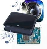 LinTech AirLino® max HiFi Multiroom Audio Empfänger/Receiver / Kabelloses Audio Streaming / Bluetooth aptX / 2.4+5 GHz WLAN / AirPlay2, DLNA-UPnP, WiFi, Internetradio, NAS-Tidal-Spotify-Qobuz