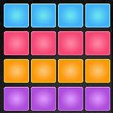 Schlagzeug-Pad-Maschine - Beat-Maker & Musik-Maker