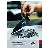 ARTSERVICE-TUBE Linoldruck-Block, Linoldruck-Papier, 20 Blatt, 60gr/m² (23 x 31 cm)