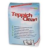 Sparset - Premium 2 kg Reinigungspulver Teppichpulver (4x 500g) - Bestleistung beim Saugen - Hochwertige Qualität