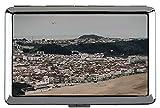 Hard Box Full Pack Zigarettenetui, City Beach Luftbild Halten Sie Ihre Visitenkarten sauber A168