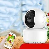 Bradoner Gute Wireless Überwachungskamera 1080P HD Smart Network WiFi Home Monitor-Kamera-Shake-Maschine (Color : 1080P)