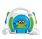 X4 TECH Kinder CD-Player Bobby Joey Lese Eule