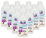 Impresan Händedesinfektions-Gel 100 ml: Hand-Reinigung auch für unterwegs - enthält 80% Vol. Ethanol, 10er Pack im praktischen Vorteilspack