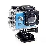 DEVELE Mini DV Sport Kamera 1080P Full HD LCD-Camcorder Kamera 12PM wasserdichte Luft Action Camcorder Kamera mit 900Mah Akkus Und Montage Zubehör Kits