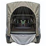 Cushion Auto-LKW-Zelt, Tragbares Regendichtes Auto-Überdachung, Auto-Zelt An Der Rückseite des Kofferraums Für SUVs Outdoor-Camping