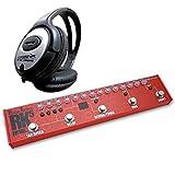 Tech21 Fly Rig Richie Kotzen RK5 V2 Multi-Effektgerät + keepdrum Kopfhörer