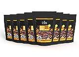 Grillido 8er Beef Jerky Paprika-Chipotle I 8 x 30g I MADE in GERMANY I 100 % NATÜRLICH I Trockenfleisch-Snack vom Rind
