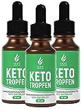 KETO TROPFEN Burn   Ketogen Drops   Extrem   Schnell   Unterstützung   Leicht & Einfach   10 ml