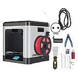 3D-Drucker, tragbarer Drucker, Offline-Druck auf Knopfdruck, praktisch für die XY-Linearführungsindustrie(Black bottom edge + white body, pink)