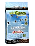Wildborn Soft Puppy 4kg getreidefreies Welpenfutter mit 75% mit frischem Fleisch & Fisch | Halbfeuchtes Trockenfutter für Junge Hunde | getreidefreie Rezeptur aus Deutschland