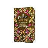 Pukka Bio-Tee Cacao Chai 80 Teebeutel, 4er Pack (4 x 20 beutel)