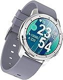 DHTOMC Smart Watch Fitness Tracker Uhr und IP68 Wasserdicht Bluetooth Uhr Sport Activity Tracker Smart Armband mit Schrittzähler - G