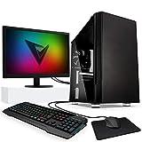 VIBOX Vision 2 Gaming PC Computer mit War Thunder Spiel Bundle (3,8GHz AMD A6 Dual-Core Prozessor, Radeon R5 Grafik Chip, 8Go DDR4 2133MHz RAM, 1TB HDD, Ohne Betriebssystem)