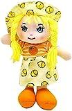 DEMIN Teddy Toys Cartoon Geburtstagsgeschenke Früchte Rock Hut Rag Spielzeug Rag Puppen für vorgetäuschtes Spiel Mädchen Geburtstag 25cm Und Unterhaltung Spielzeug NAV