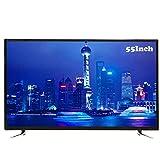 32/42/55 / 60Inch 4K Full HD Fernseher LED Smart TV, 2160P Flachbildfernseher Unabhängiger Vier-Ton-Hohlraum USB HDMI DV AV VGA Smart Android TV