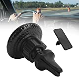 Gaeirt Auto-Magnethalter, leistungsstarker magnetischer runder magnetischer Handyhalter mit ZOS‑B019 für Auto-Luftauslass