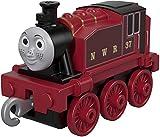 Thomas & Friends Thomas und seine Freunde GDJ45 Trackmaster Push-Along Rosie Metall-Zugmotor, Mehrfarbig