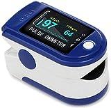 Pulsoximeter - Messung des Puls und der Sauerstoffsättigung
