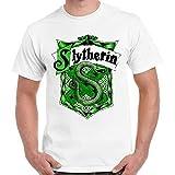 Harry Potter Slytherin Funny Hipster Vintage Gift Retro T Shirt