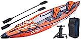 Wassersport ZRAY Drift KAJAK AIR Kajak Kayak Kanu Tourenkajak aufblasbar 426x81cm