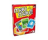 Noris 606264441, Mau Mau, das weltbekannte Kartenspiel mit einem originellen Blatt, für 2 bis 6 Spieler ab 6 J