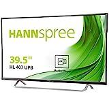 HANNspree HL407UPB 100,33cm (39,5') LED-Monitor Full-HD 260cd VGA HDMIx2 USB Lautsprecher VESA Mediaplay