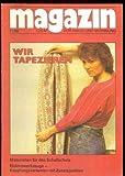 Magazin Für Haus und Wohnung Heft 11/1988 Wir Tapezieren