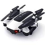J-Love Mini Drone 1080P Optische Durchflusspositionierung Intelligent Folgen Sie der HD-Luftdrohne, die Lange Ausdauer- und Sturz-Vierachsenflugzeuge faltet (Farbe:
