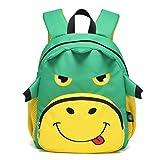 YANJJ Kinder Kindergartenrucksack Animal Rucksack Für Jungen Und Mädchen Schultaschen Geeignet Für Kinder Im Alter Von 2-4 Cow-27 * 24 * 11CM