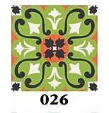 15 teile/satz Bodenfliesen diagonale Wand Aufkleber Schreibtisch Küche Dekoration Kunst Wandbild Badezimmer Glasfliese Taille Linie PVC DIY Wandtattoos (Color : DP026, Size : 8cmX8cmX15PCS)