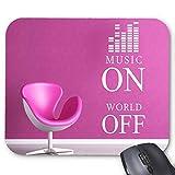 wandtattoo Musikwelt Weiss M