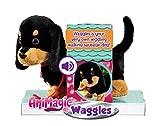 Animagic 31290 - Waggles, der Dackel, der wackelt - Elektronisches Haustier, ab 4 J