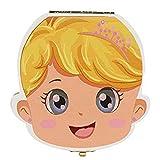 Froiny 1 Pc Holz-Kind-Baby-Zahn-Kasten-organisator Zähne Holz Aufbewahrungsbox Jungen-mädchen-Teeth-Halter-aufbewahrungs