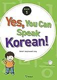 Yes, You Can Speak Korean! Book 1: With Flash Cards (Vokabelkarten)