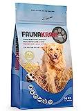 Faunakram Super Premium getreidefreies Hundefutter - Hundetrockenfutter mit Lamm, Huhn und STPP für ausgewachsene Hunde Aller Rassen, 1 x 10 kg