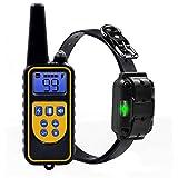 YIMIHOME SHOP Anti-Bellen-Gerät,Haustierhalsband Zusätzliches Trainingshalsband Einstellbar Von 1-99 Stufen 100% S