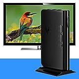 FOLOSAFENAR TV-Box FM AV zu VGA TV-Gerät Robuster, robuster TV-Box-VGA-Tuner für DVD(European regulations)