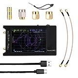 BOVER BEAUTY Netzwerkantennen Nanovna-h4 Vector Network Analyzer 10khz-1.5ghz Hf VHF Uhf Antenne Analyzer (schwarz)
