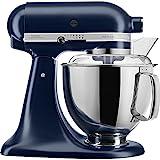 KitchenAid Artisan Küchenmaschine mit Kippbarem Motorkopf 5KSM175PSEIB Ink Blau