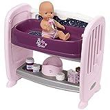 Smoby -Colecho 2-in-1 Baby Nurse 220355, lila