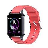 Intelligente Uhr, 1.3 '' Full Touch Fitness Watch, 14 Sportmodi 5atm Laufuhr Mit Herzfrequenz Und Blut-Sauerstoffmonitor, Schwimm-GPS-Smart-Uhren