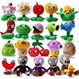 Cartoon Plüsch 20 Stück/Set weiches Spielzeug Gefüllte Plüschtiere Modespiele PVZ Soft Toys Puppe für Kinder Geschenke Party Spielzeug