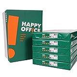 Druckerpapier DIN A3, 80 g/m², 5000 Blatt, Weiß - Kopierpapier, Papier Fax Laserpapier Universalpapier für alle Drucker, Fotokopierpapier Seiten