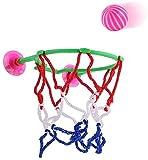 Zpong schießen Korb Spielzeug Bade-Spielzeug Mini-Basketball-Spielzeug Badespiel Dusche Wiedergabe Wasser Kinder Spielzeug Grün 10x9cm Jialele