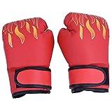 WYLZLIY-Home Boxhandschuhe Punching Handschuhe Training Gloves Boxhandschuhe Für Das Training Kinderboxen Kampf Mua Für Kickboxen Kampf Boxsack Kickboxen Grappling Sandsackhandschuhe